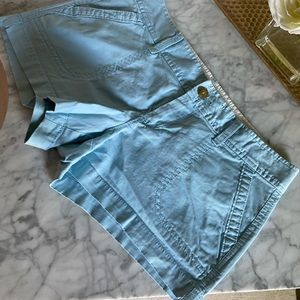 Old Navy Robins Egg Blue Shorts